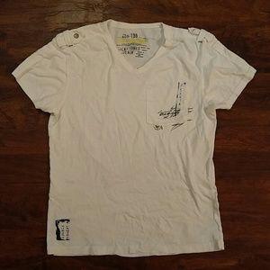 Jack and Jones Other - Mens vneck t-shirt