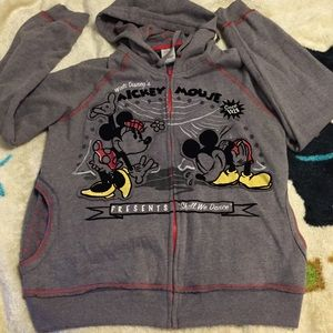 SALECollectible Disney Mickey Mouse Hoodie