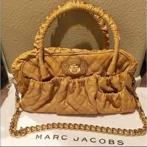 Marc Jacobs Patent Quilted Bag