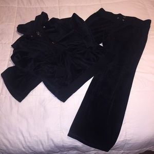 New York & Company Other - New York & Company Velour pants & sweater