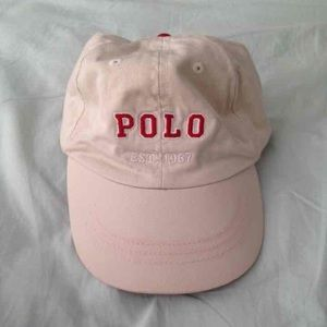 Polo by Ralph Lauren Other - vintage beige polo ralph lauren hat cap like new