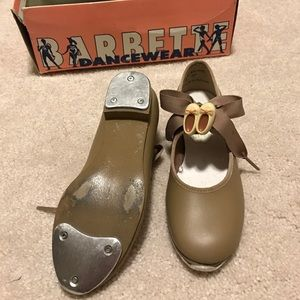 Barbette Other - Barbette tap shoes tan size 11M