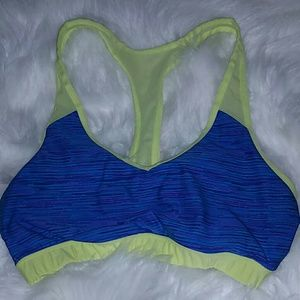 Bally Other - Mesh Racerback Sports Bra