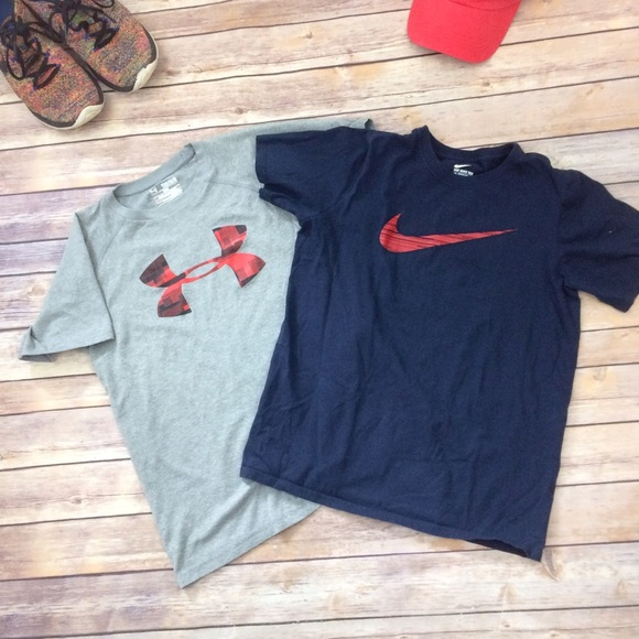 ae762a27 Nike and Under Armour Shirts & Tops | Two Nike Under Armour Shirts ...
