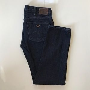 Armani Jeans Other - Armani Straight Dark Jeans