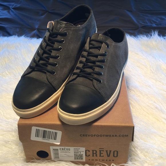 292fc4be6d6f Crevo- Men s Quinton Cap Toe Sneaker