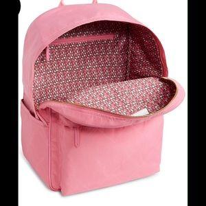c94113a182 Vera Bradley Bags - Vera Bradley Preppy Poly Backpack in Blossom Pink