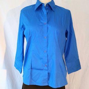 Kim Rogers Tops - KIM ROGERS Cotton Shirt
