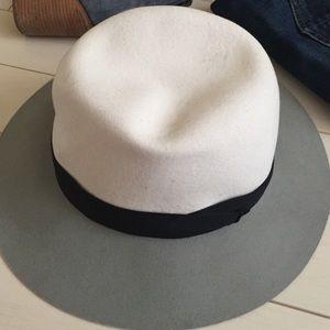 2bd921a21db rag   bone Accessories - Rag   bone white multi wool hat size M new