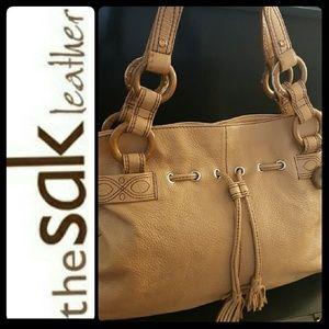 The Sak Handbags - The Sak Pink Label Leather Bag