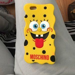 Moschino iPhone 6/6s case