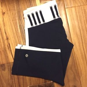 Lululemon  workout capri