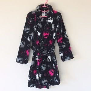 monster high Other - Girls Monster High Fuzzy Robe