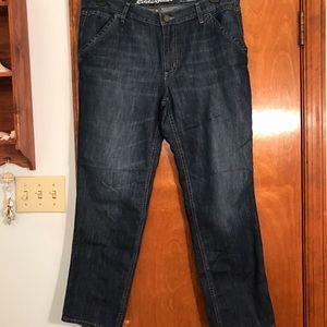 Eddie Bauer boyfriend slim jeans size T12