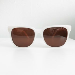 Super Sunglasses Accessories - SUPER SUNGLASSES People Ivory