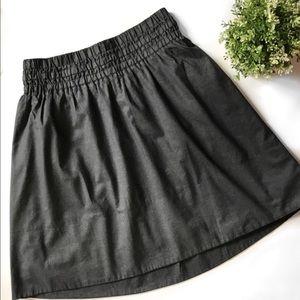 Liz Lange for Target Dresses & Skirts - ✨SALE✨Liz Lange Shimmery Black Maternity Skirt