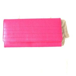 Handbags - Hot pink wallet