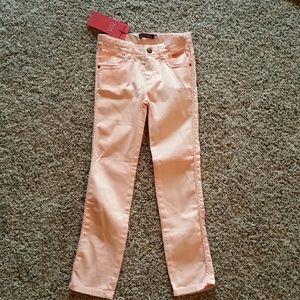 Catimini Other - NWT Catimini girls peach pants
