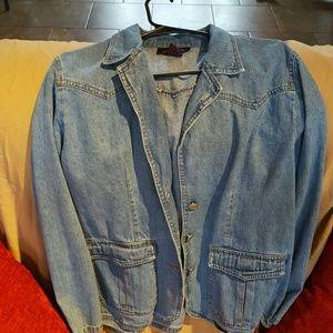 Denim & Co. Jean jacket