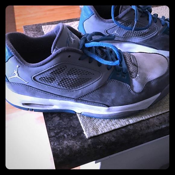 newest 42e9d 7310e Jordan Other - Jordan XC Size 10.5 - Gray   Blue
