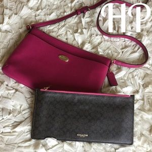 Coach Handbags - COACH ✨2 in 1✨ crossbody