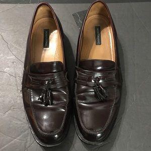 Bostonian Other - Bostonian Brown Leather Tassel Loafers Size 13M