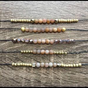 Simple Sanctuary Jewelry - Moonstone Choker Necklace
