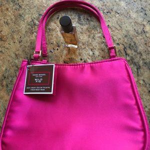 "henri bendel Handbags - Henri Bendel Collectors ""Wild Fig"" and Bag"