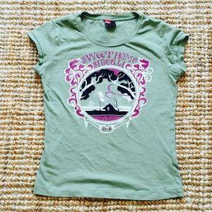 Diesel T-Shirt Sweet Home Siberia