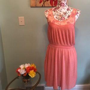 Beautiful size MED polka dot dress