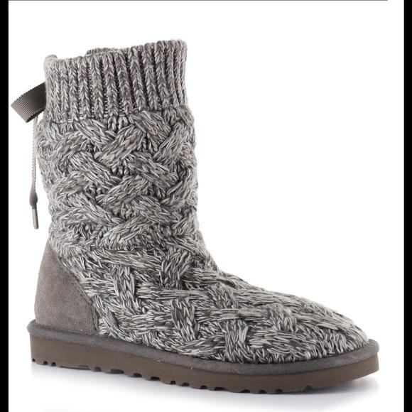 8dd775b088d UGG® Women's Isla Knit Casual Boots