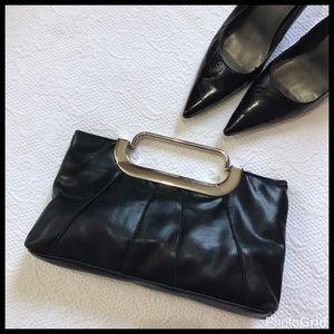 Aldo Handbags - Aldo Black Clutch