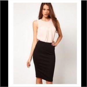 ASOS Dresses & Skirts - Asos chiffon top dress