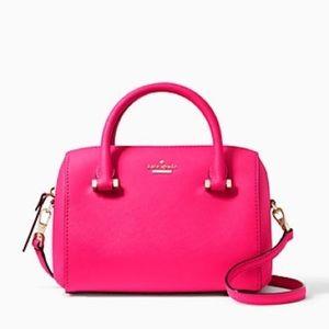 kate spade Handbags - NWT Kate Spade Cameron Street Lane pink mini bag