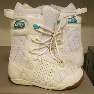 5150 Shoes - 5150 Snowboarding Boots