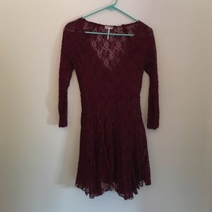 Free People Dresses & Skirts - Free People intimates fit and flare dress
