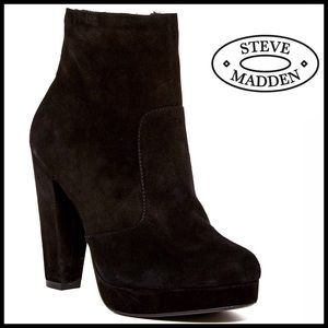 ❗1-HOUR SALE❗STEVE MADDEN SUEDE BOOTS