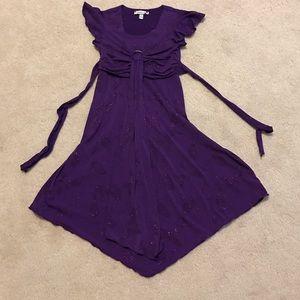 Speechless Other - Purple sparkly girls Speechless dress size 8