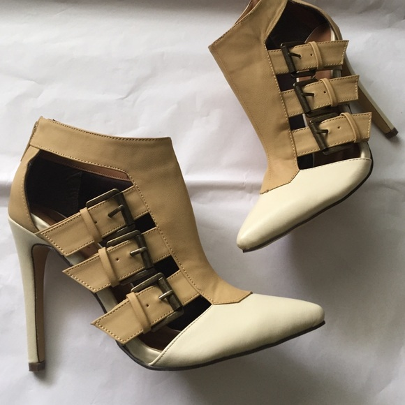 Shoes - Michael Antonio Booties! NWOT