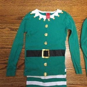 target pajamas target elf christmas pajamas 8 10 12 photo kids - Elf Christmas Pajamas
