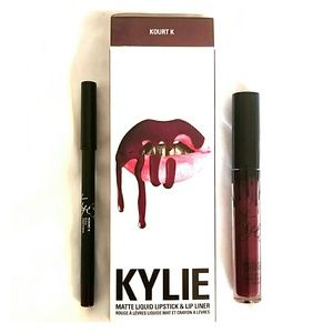 Kylie Cosmetics Other - Kylie Lip Kit - Kourt K