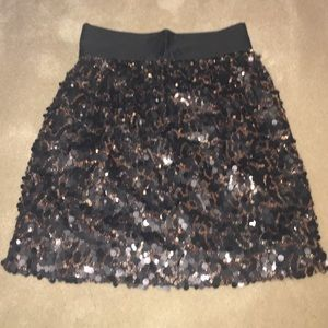 MM Couture Dresses & Skirts - NWT Sequin Mini skirt