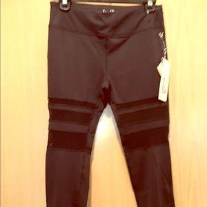 Kyodan Pants - Black yoga pants