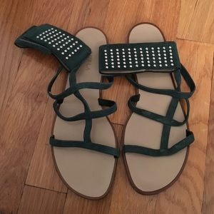 Furla Shoes - Furla Gladiator Sandals size 6