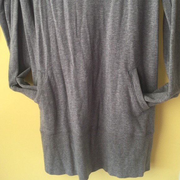 83% off Mossimo Supply Co. Tops - Cowl neck tunic / jersey knit size L from...