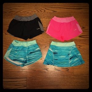 Champion Other - Lot of target Champion S (6/6x) shorts skort
