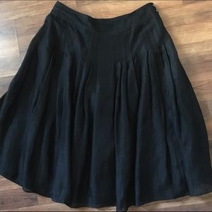 Banana Republic Dresses & Skirts - 🎉SALE🎉 BR Size 4 Pleated Full Skirt NWOT