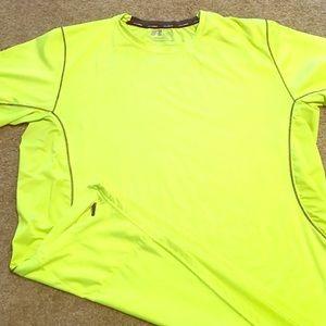 russell Other - ❄️CoolForce Tech Running Shirt w/Zip Pocket!