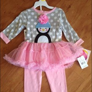 Youngland dress set. New with tags.