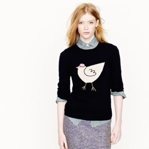 J. Crew Sweaters - J.Crew French Hen Sweater
